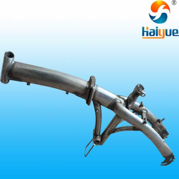 Folding Bike Steel Bicycle Frame Factory HY-FD-20-330